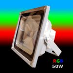 projecteur led RGB 50W