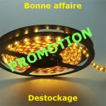 ruban led destockage PROMO21