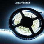 strip led 240leds super bright blanc froid