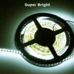 strip led 240leds super bright blanc naturel