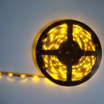 strip led economique jaune 30