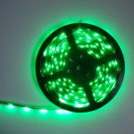 strip led economique vert 30