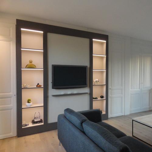 deco led eclairage id es d co pour les meubles. Black Bedroom Furniture Sets. Home Design Ideas