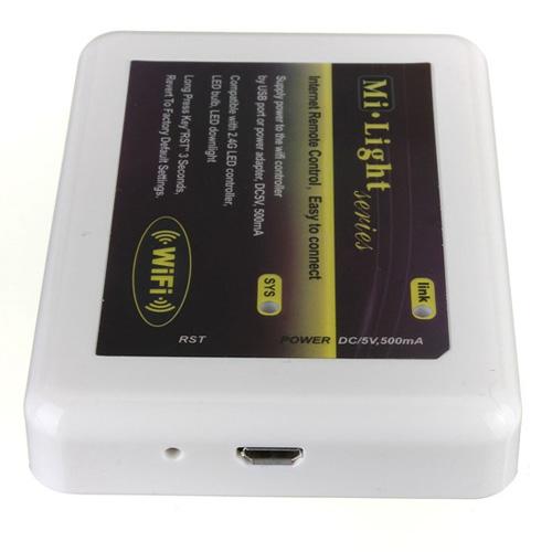 adaptateur led wifi pic7