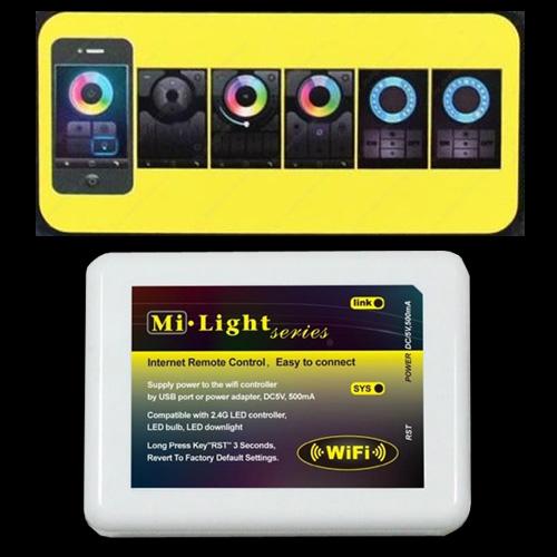 adaptateur led wifi