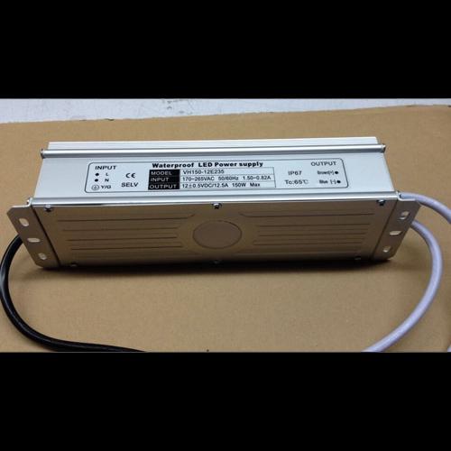 alimentation etanche IP67 12V 12A pic3