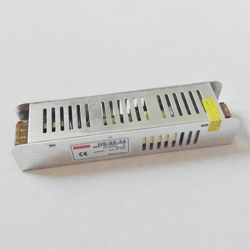alimentation led compacte 24V 60W