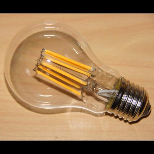 Ampoule à filament Led  style rétro  E27 8W  Deco Led