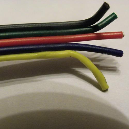 cable plat 5 conducteurs