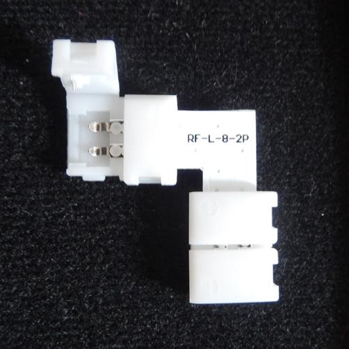 connecteur angle rapide ruban led 1 couleur pic2