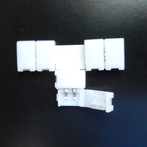 connecteur led en T sans soudure pic2