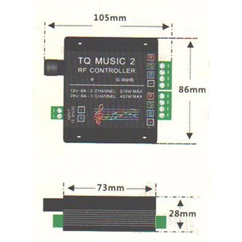 controleur led RGB musique CTRLMUS2 pic10