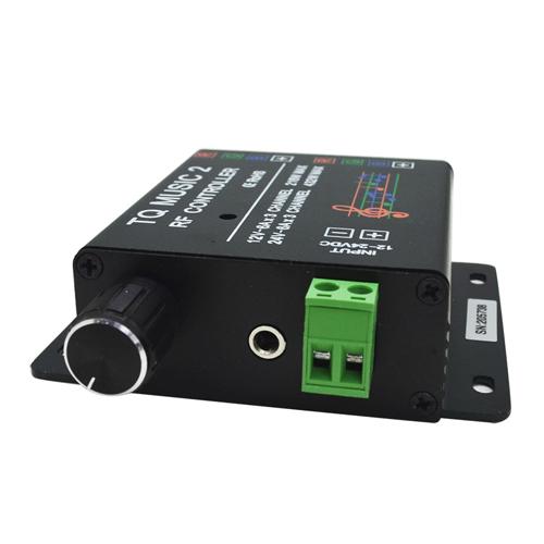 controleur led RGB musique CTRLMUS2 pic14