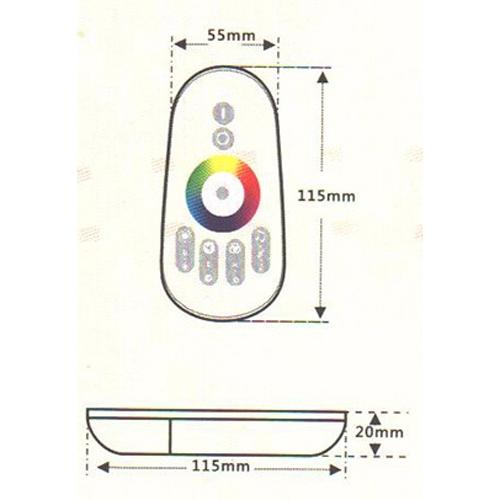 controleur led RGB musique CTRLMUS2 pic9