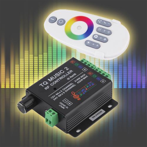 controleur led RGB musique CTRLMUS2