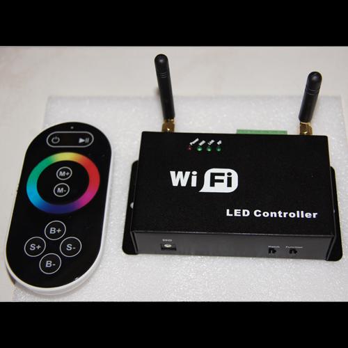 controleur led WIFI android Iphone Ipad pic2