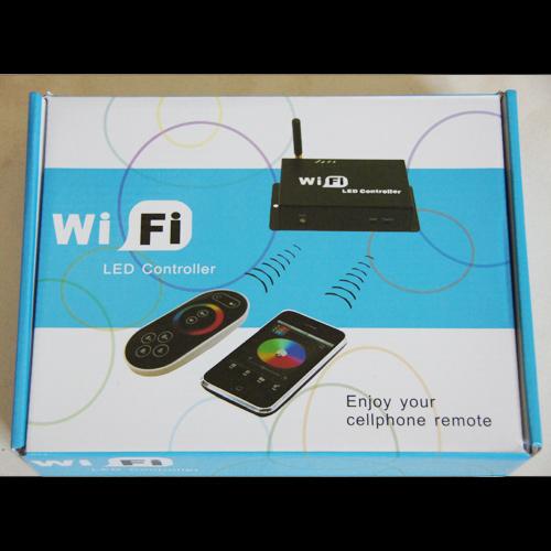 controleur led WIFI android Iphone Ipad