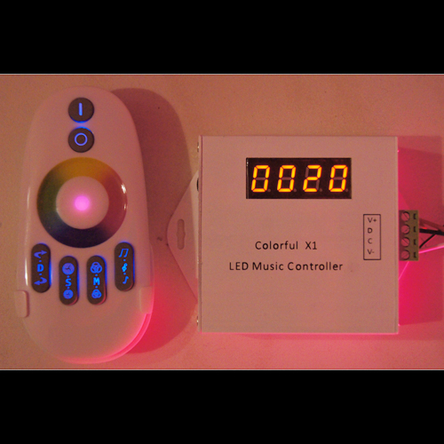 controleur led music magic pic4