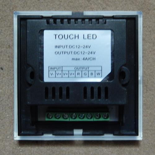 controleur mural led RGB WALLRGB2 pic3