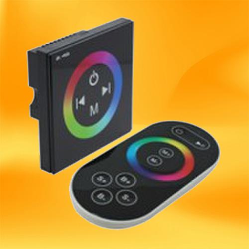 controleur tact le mural RGB telecommande