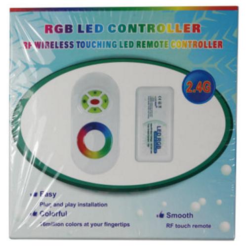controleur tactile RF pour strip led pic2