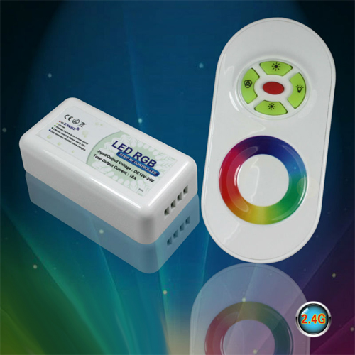 controleur tactile RF pour strip led