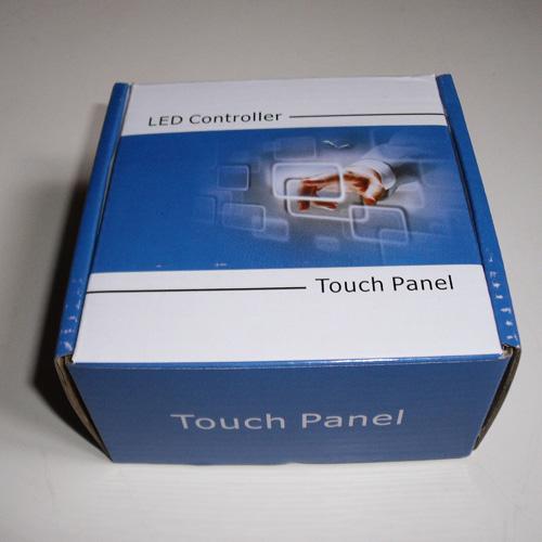 controleur tactile mural pour strip led blancs variables pic5