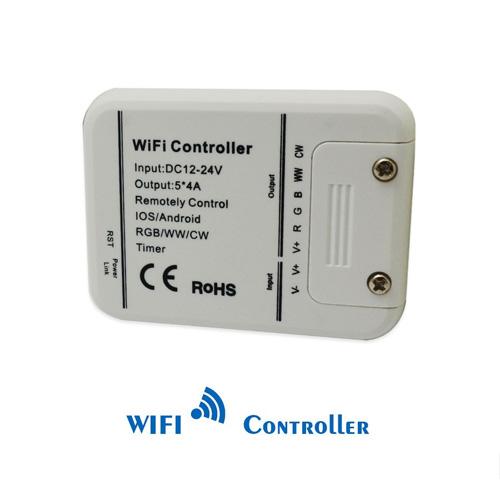 controller led RGB RGBW wifi pic4