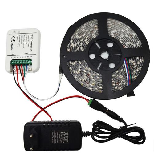 controller led RGB RGBW wifi pic7