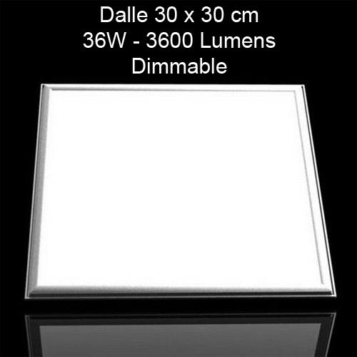 dalle led 30x30 36W DALP3036PW