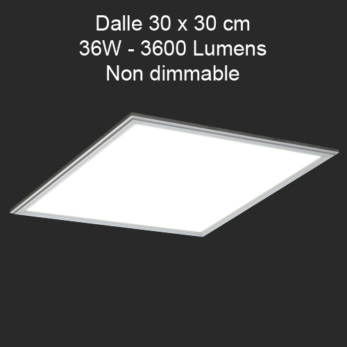 dalle led 60x60 36W DALPS6036PW