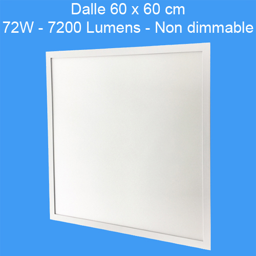 dalle led 60x60 72W DALPS6072PW