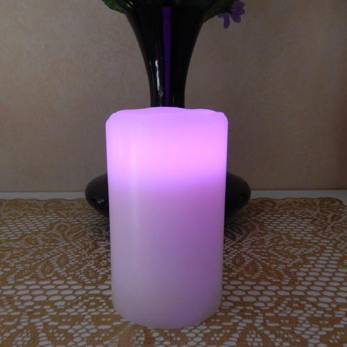 ensemble 3 bougies led RGB pic13