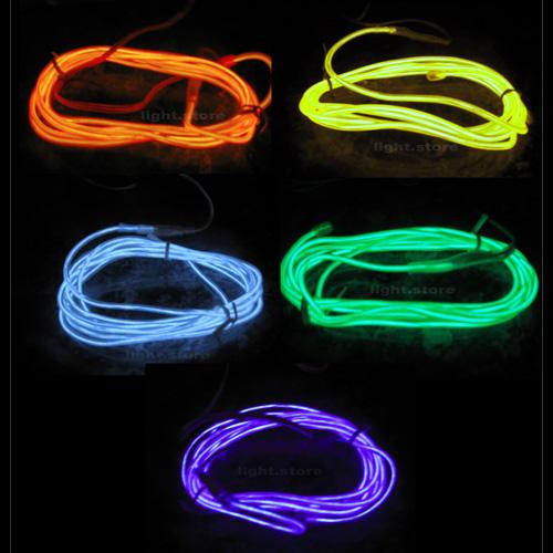 fil lumineux flexible 10 m tres blanc contr leur sur deco led eclairage. Black Bedroom Furniture Sets. Home Design Ideas
