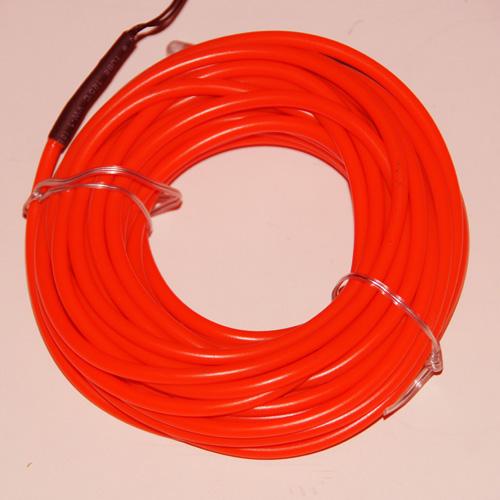 fil lumineux flexible double ligne 5 mm 3 6w 10 m tres rouge contr leur sur deco led eclairage. Black Bedroom Furniture Sets. Home Design Ideas