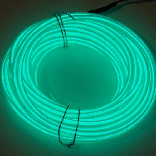 fils lumineux 5 mm 3 6w double ligne lumineuse d coration et tuning sur deco led eclairage. Black Bedroom Furniture Sets. Home Design Ideas