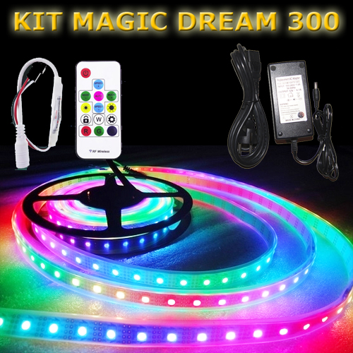 kit led magic dream 300