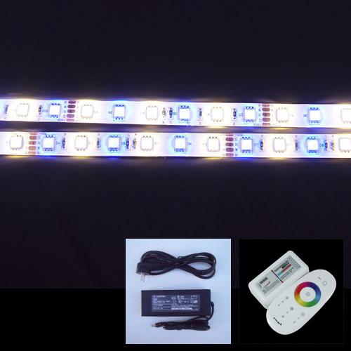 kit strip led RGB blanc naturel