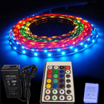 kits complets rubans led 12v rgb smd 5050 sur deco led eclairage page 2. Black Bedroom Furniture Sets. Home Design Ideas