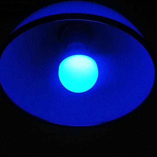 lampe e27 5w rgb avec t l commande deco led eclairage. Black Bedroom Furniture Sets. Home Design Ideas