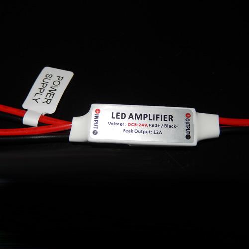 mini amplificateur led 1 couleur