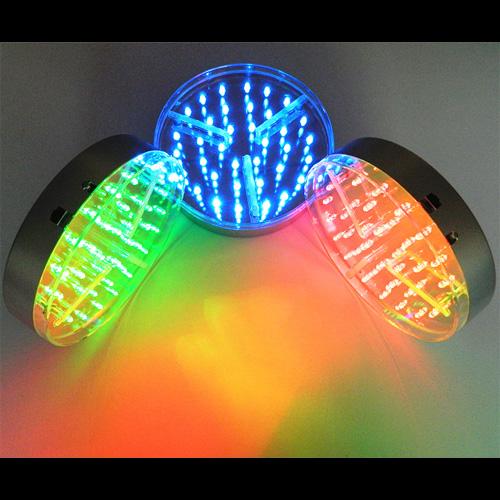 plateau led RGB 15cm pic14