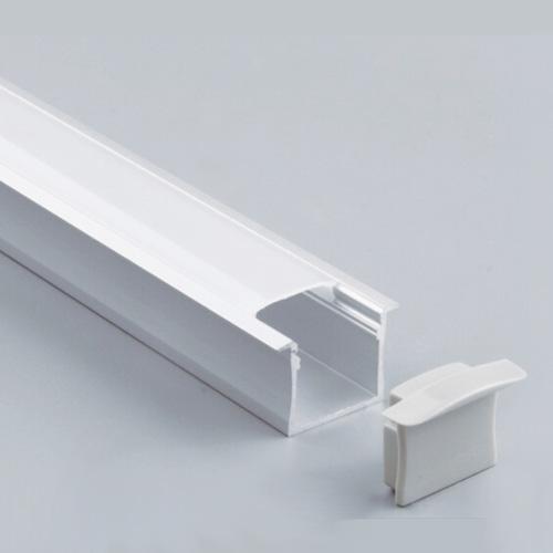profil s encastrables en aluminium sur mesure pour rubans led. Black Bedroom Furniture Sets. Home Design Ideas