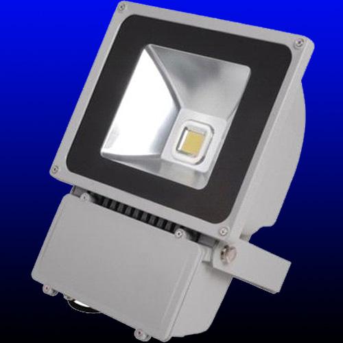 projecteur led pour ext rieur 80w blanc naturel deco led eclairage. Black Bedroom Furniture Sets. Home Design Ideas