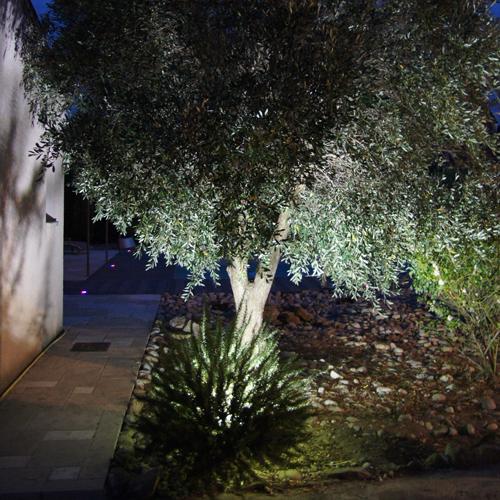 projecteur led blanc 30W pic7