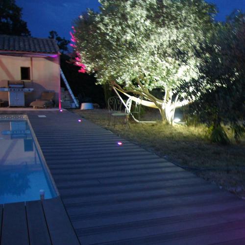 projecteur led blanc 30W pic9