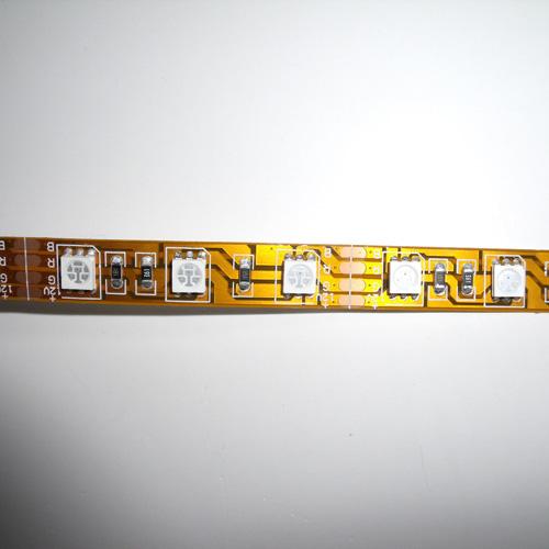 rubal led rgb vendu au metre