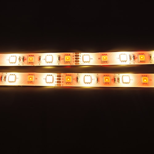 Strip led lat�ral pour tuning auto