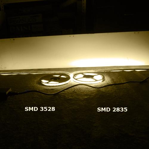 ruban led SMD2835 120 led m 12V 1800 Lumens pic4