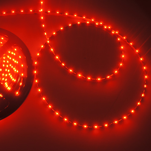 ruban led phares rouge orange 120 pic3